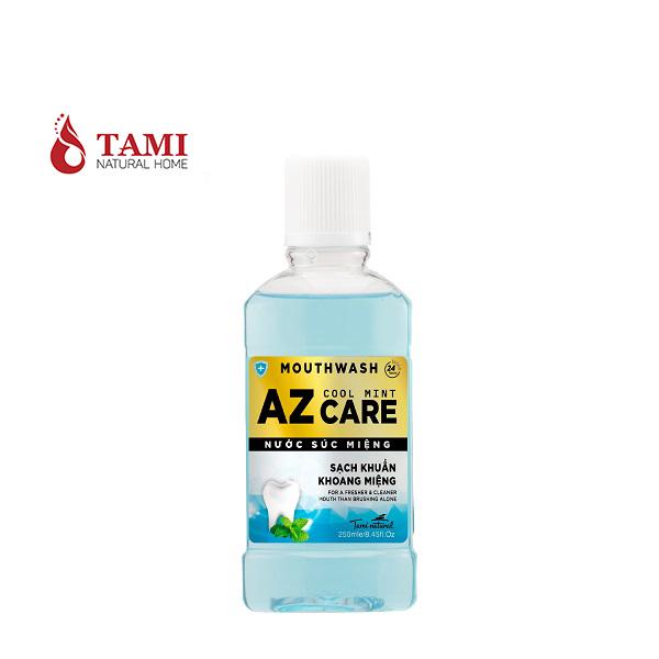 AZ Care Mouthwash Peppermint Flavor