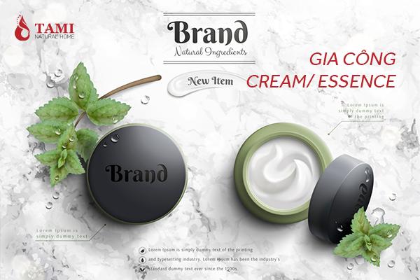 Gia công Cream_Essence